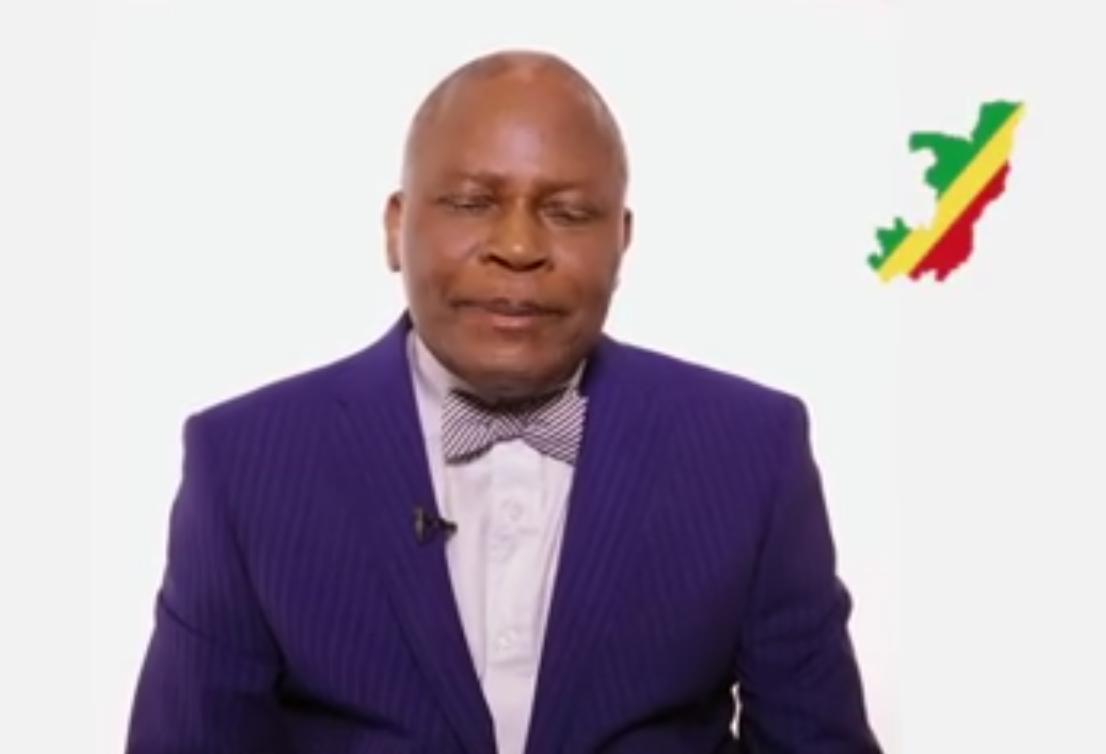Discours de Benoît Koukébéné : Sassou va partir