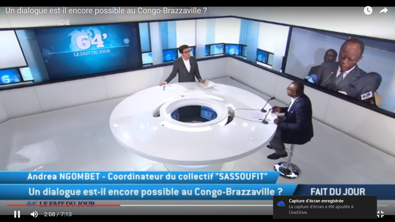 Un dialogue est-il encore possible au Congo-Brazzaville ?