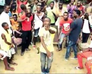 Chanson de l'année: Laissez place à la jeunesse