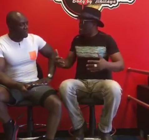 Alain Mabanckou et Tchicaya Missamou en Direct sur Facebook