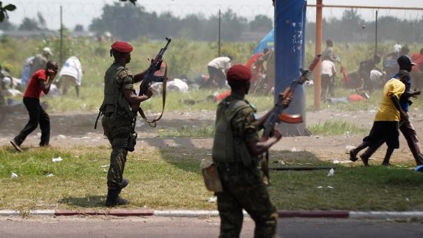 Orphelins, veufs et veuves politiques au Congo