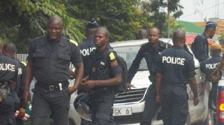La milice du tyran a saccagé la résidence de l'honorable Okombi Salissa