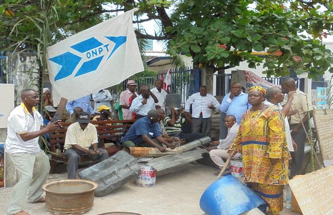 Dossier des droits des ex-travailleurs de l'ONPT : à quand l'interpellation et l'arrestation d'Aimé Emmanuel Yoka et Gilbert Ondongo ?