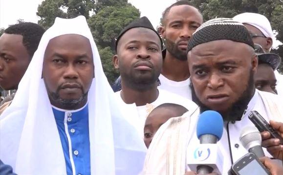 Aïd Al-Fitr à Brazzaville