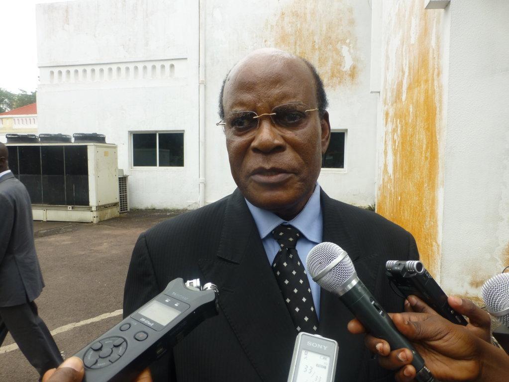 Benoît Moundélé-Ngolo : Ce n'est ni sorcier, ni séditieux, ni provocateur, je le jure