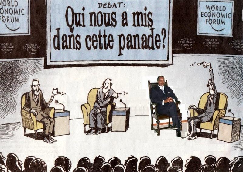 Congo-Brazza : La note dégradée en catégorie « risque exceptionnellement élevé »
