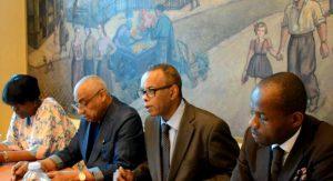 Débat sur l'alternance democratique au Congo-Brazzaville