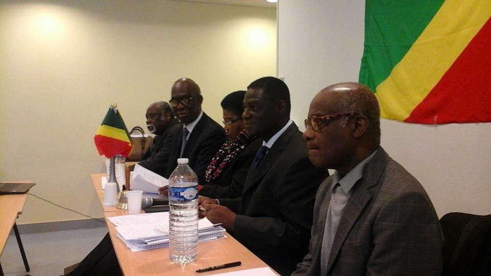 Assises Nationales du Congo: Avis tenant lieu de convocation à l'assemblée Générale Extraordinaire du dimanche 31 juillet 2016