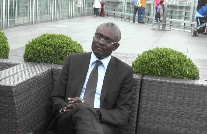 Michel Innocent PEYA élevé au rang d'Ambassadeur Mondial pour l'Education et la Paix dans le monde