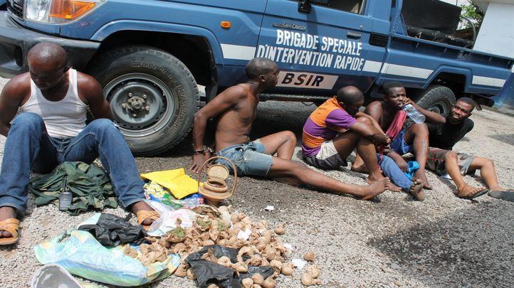 Les  hommes de Ndengué indexés : Braquage à Voula et 12 cas de vol à main armée au Plateau des 15 ans