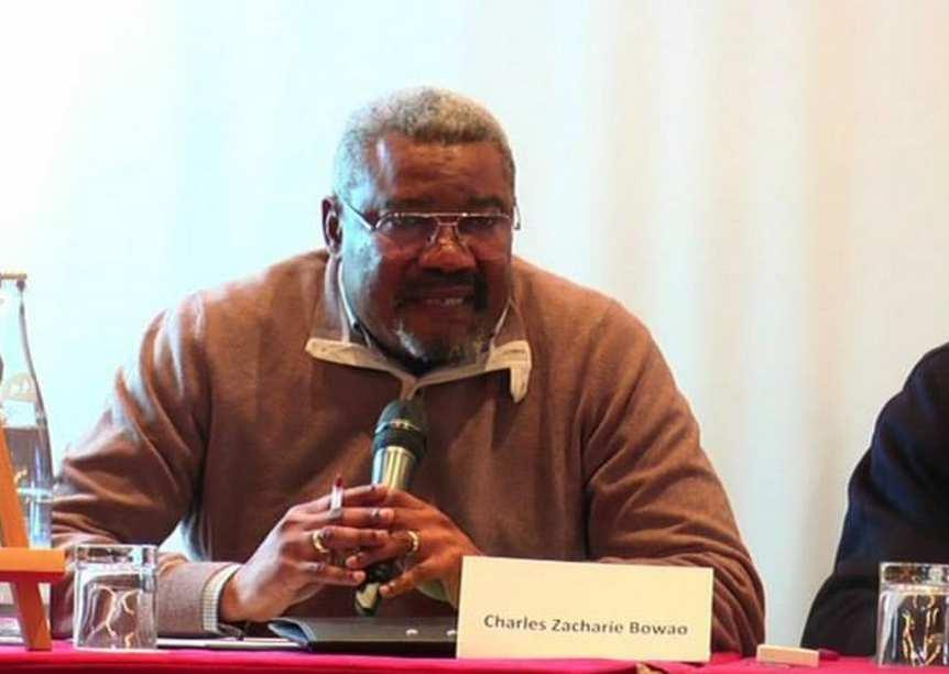 Interview exclusive de Charles Zacharie Bowao, Coordonnateur de l'IDC – FROCAD