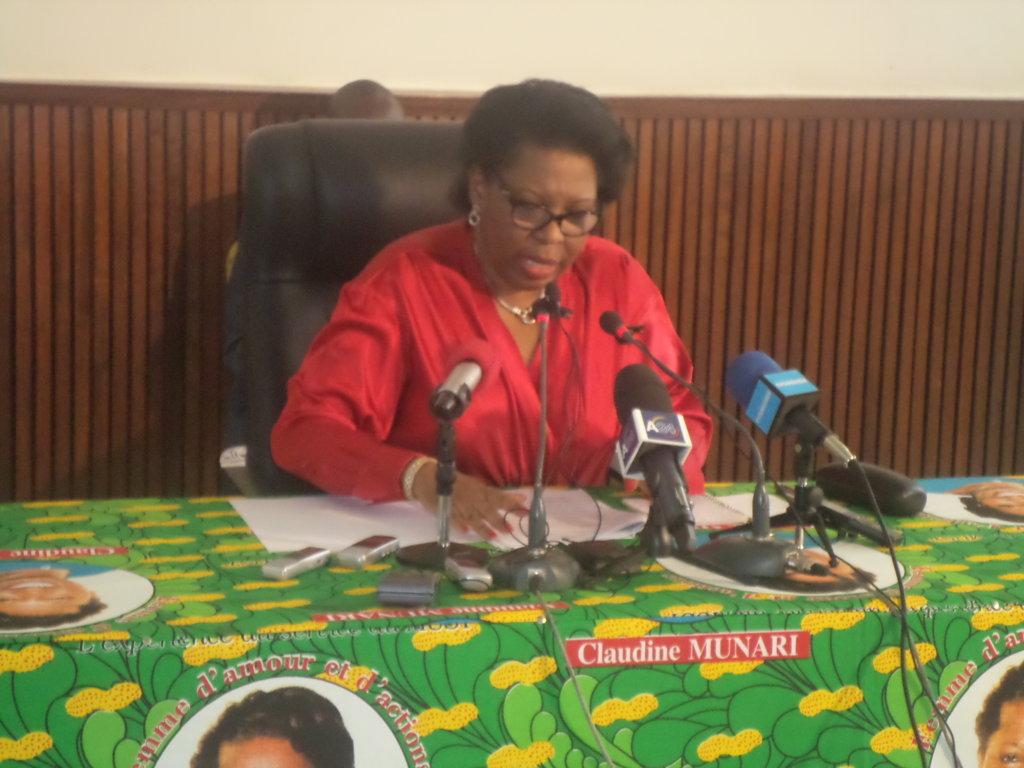 Lettre du FROCAD au 1er Ministre et au Maire de la ville de Brazzaville