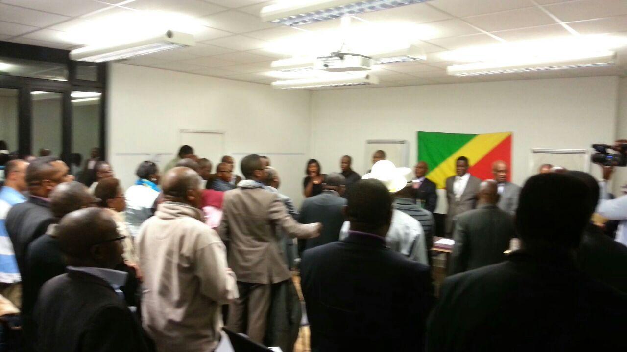 Communiqué final du congrès des congolais de l'étranger