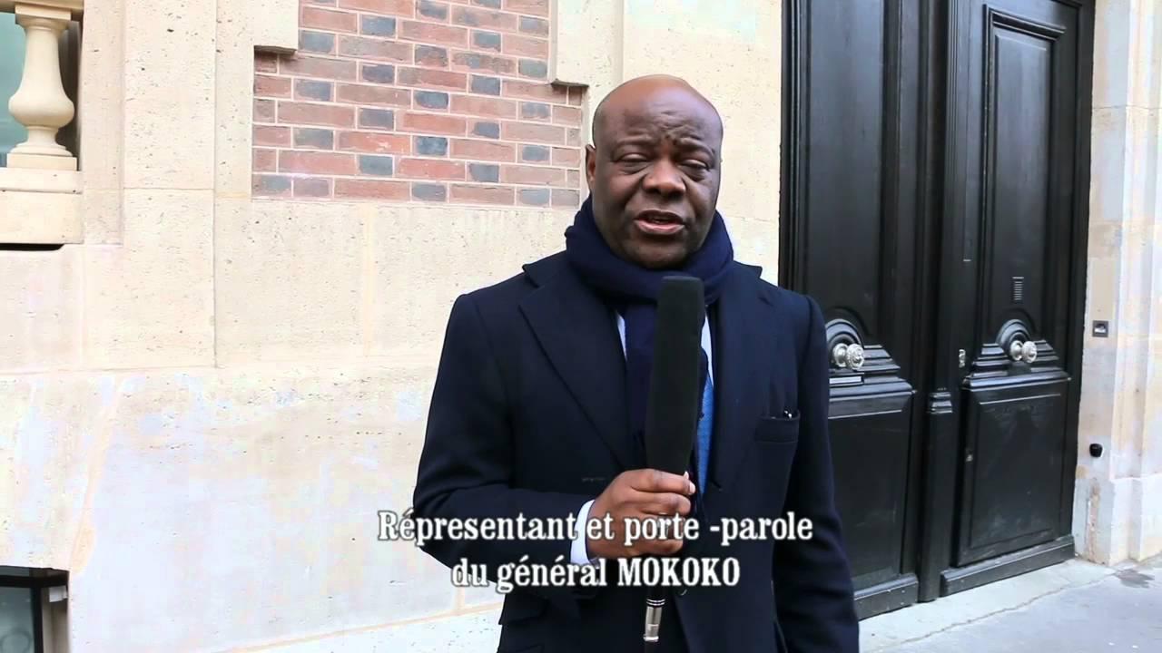 L'insoutenable instrumentalisation de la justice congolaise par Mr Sasson contre le Gl Mokoko
