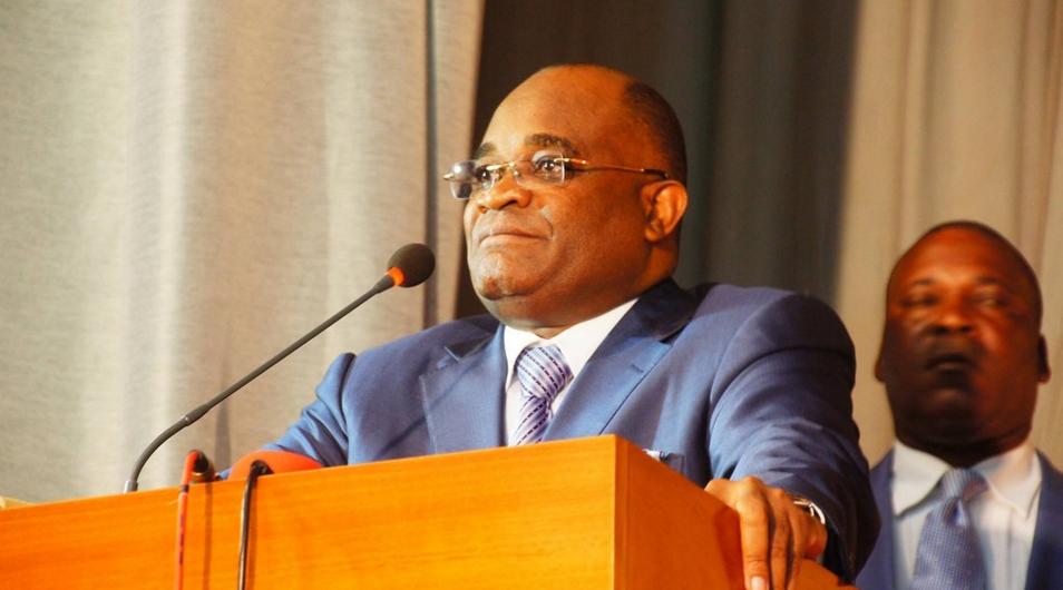 Message du Président de la CADD, André OKOMBI SALISSA, lu au congrès de la diaspora