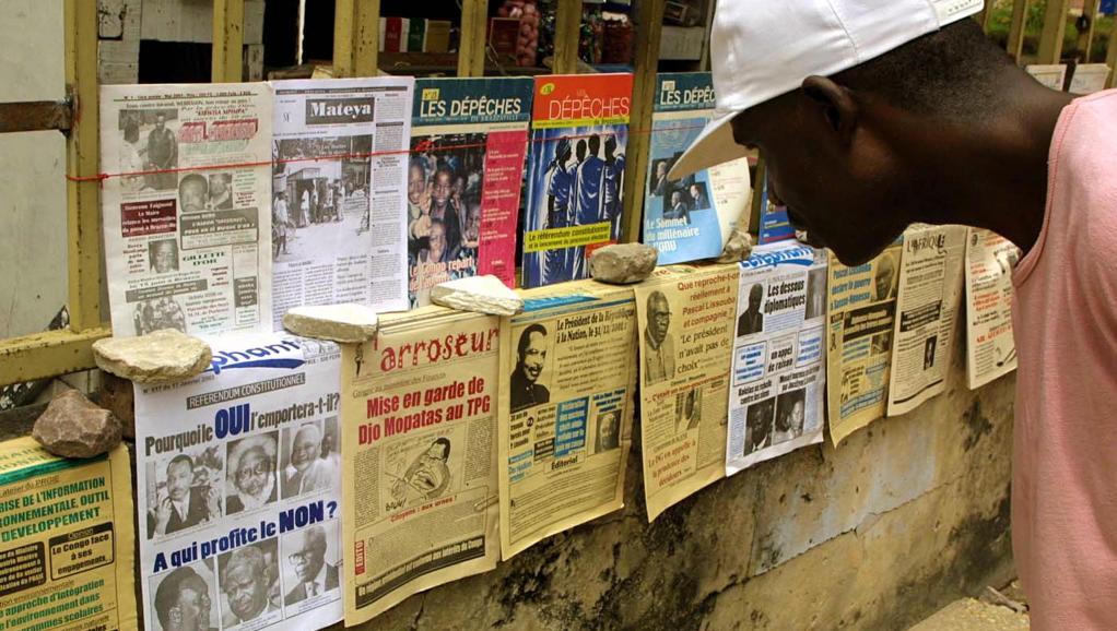 Le double jeu de ces journalistes congolais de Paris