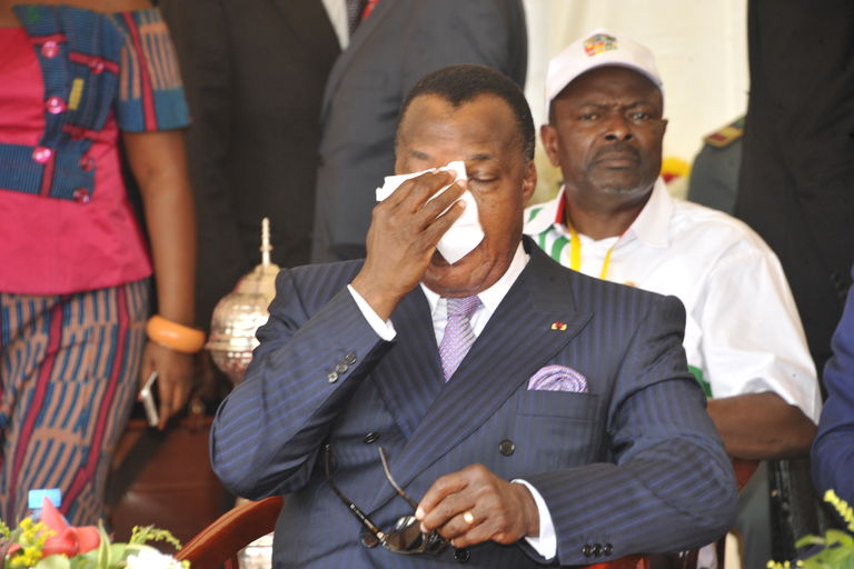 Mensonges et violations de la Constitution : Mr Sassou pris la main dans le sac