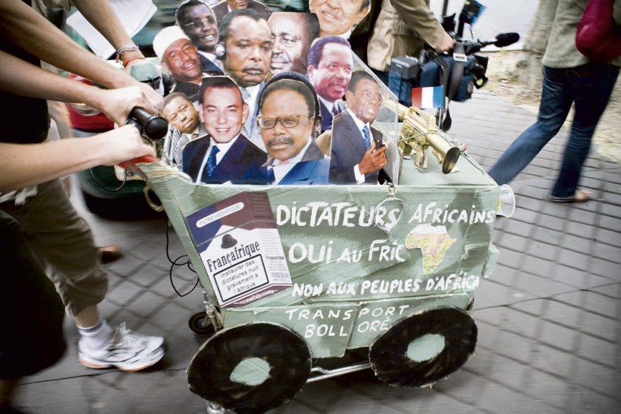 2016, un bon cru pour l'oligarchie françafricaine