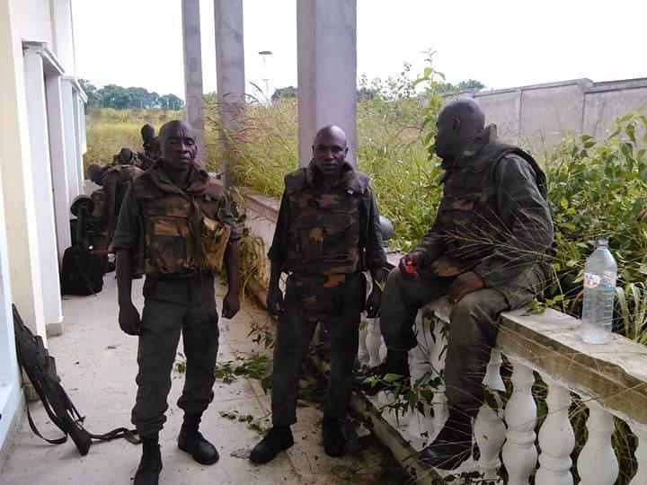 Des camions remplis de mines antipersonnel ont traversé le Pool en direction de Brazzaville