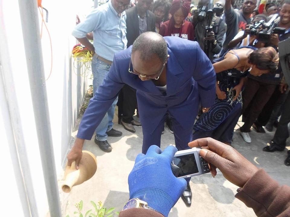 Convention de l'opposition congolaise : Allocution de Parfait Kolelas devant les experts