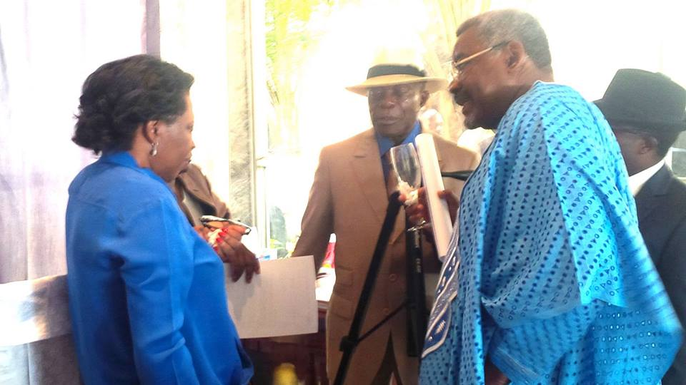 Discours de Claudine Munari, Présidente du Frocad