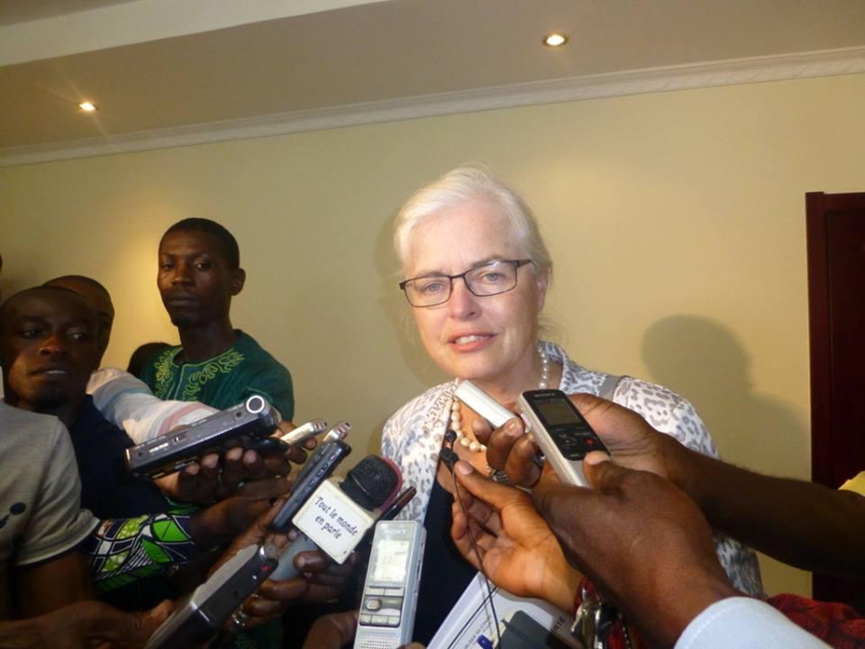 L'ambassadeur Saskia De Lang veut s'enquérir du projet du » vivre- ensemble»