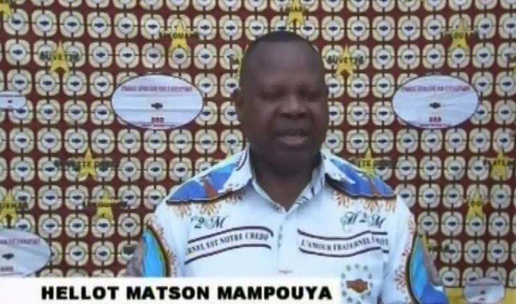 Les lieutenants de Sassou demandent à leur mentor d'arrêter Ntoumi  [Vidéo]