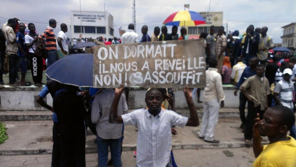 C'est l'heure de vérité pour ceux qui aiment le Congo