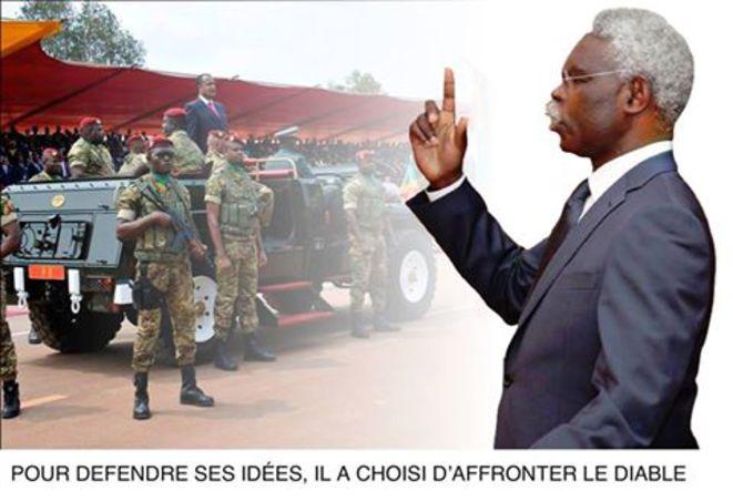 58e anniversaire de la proclamation de la République du Congo et Sortie du livre de Modeste Boukadia