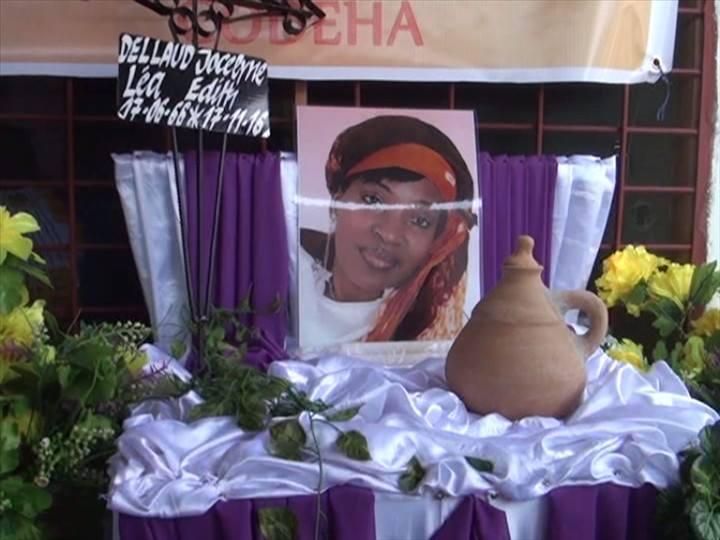 Images : Obsèques de Madame Jocelyne Dellaud, cadre du Yuki