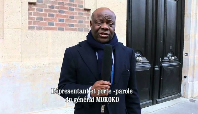 28 novembre à Paris : Conférence de Presse de Marc Mapingou, représentant du Général Mokoko