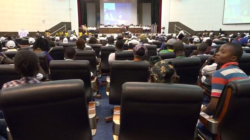 Exclusivité : Guy Mbouala confirme que Denis Christel Sassou Nguesso a piqué 100 millions de FCFA à la SNPC pour financer son association l'Amicale Internationale [Audio]