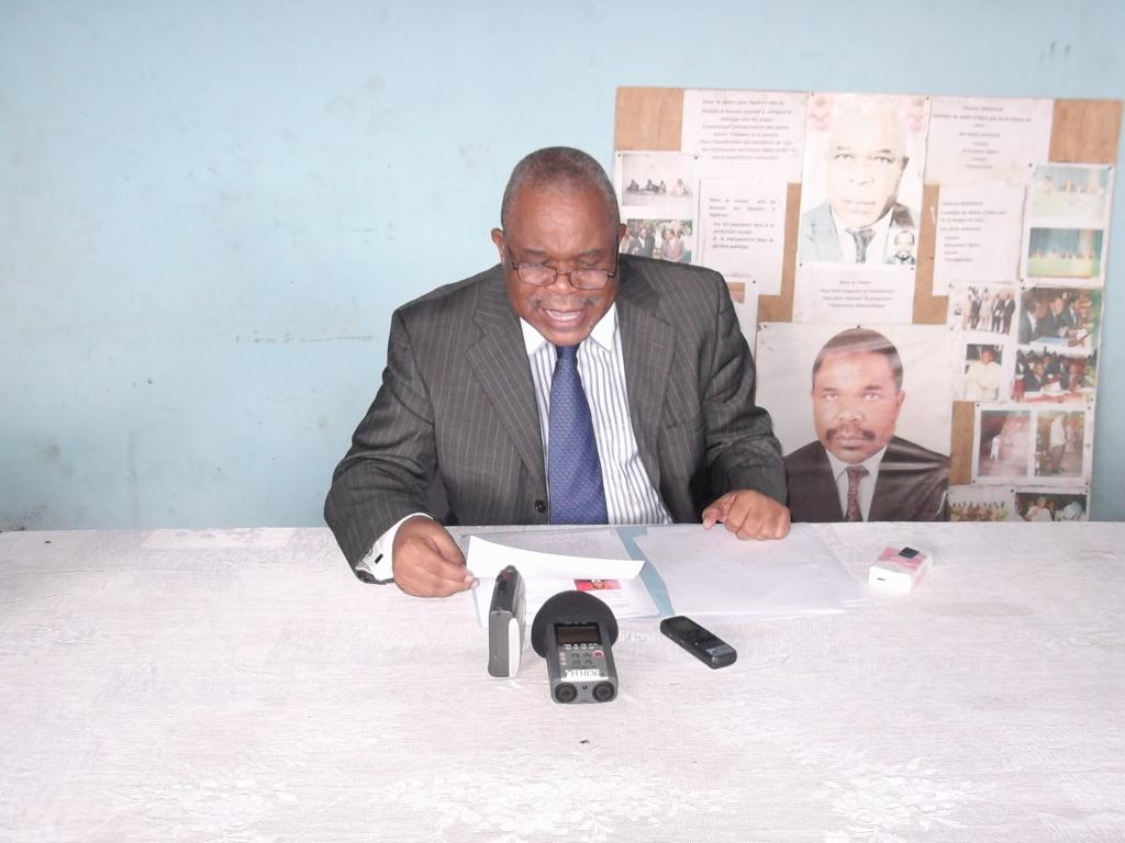 Fausse rencontre Sassou – Trump: Communiqué de presse de la PSDC