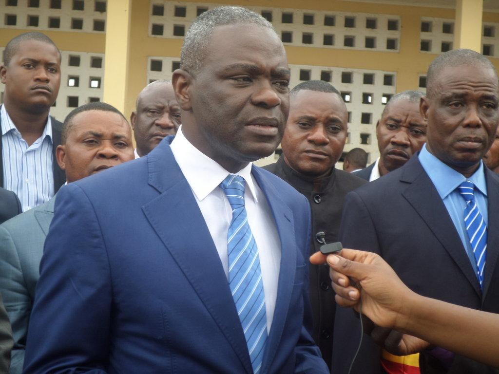 L'idéologue du pouvoir Collinet Makosso invente un autre concept : « le consensualisme congolais »