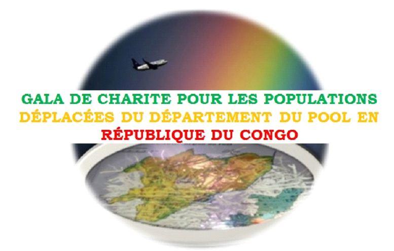 Communiqué de presse : Gala de charité pour les déplacés du Pool