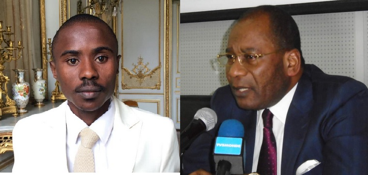 Trésor Nzila dénonce la violation des droits humains, Pierre Mabiala menace [Audio]
