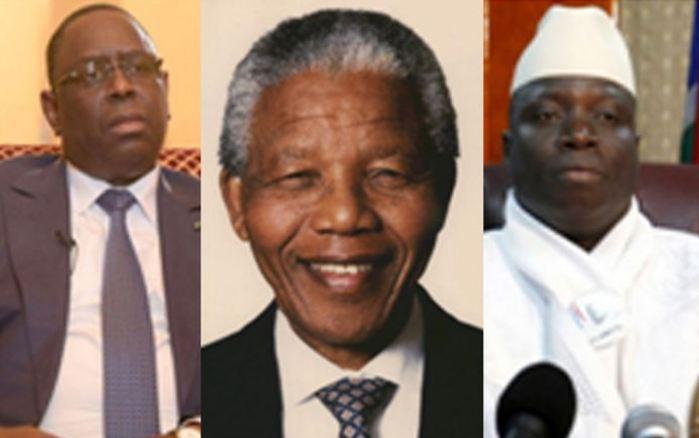 Macky Sall évoque le modèle Mandela de Michel Peya dans la crise Gambienne