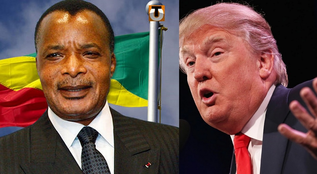 Congo-Usa : Sassou Nguesso sera reçu mercredi aux USA par Donald Trump