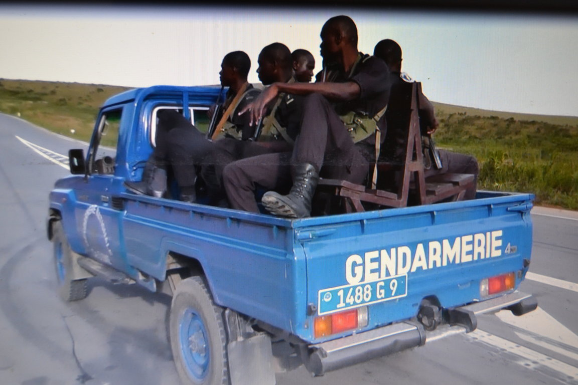 Publication des 5 articles utilisés par le pouvoir de Sassou pour incarcérer Ghys Fortuné Dombe Bemba à la gendarmerie