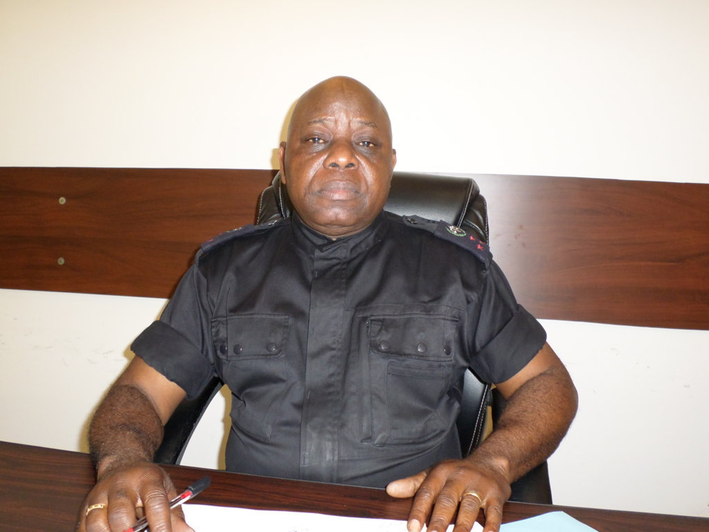 Arrestation de Mr André Okombi Salissa : Communiqué de la Police Nationale