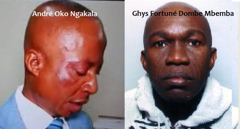 Ghys Fortuné Dombe Mbemba en grève de la faim: Communiqué du Procureur André Oko Ngakala