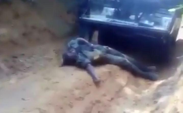 Guerre dans le Pool : Embuscade des miliciens ninjas, près de 20 militaires tués  [Vidéo]