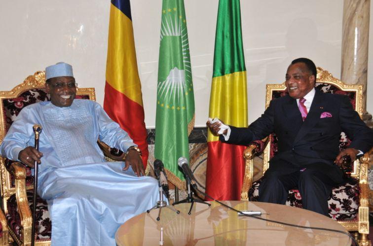 Conflit Libyen : Un « Sommet » pour rien à Brazzaville chez le dictateur