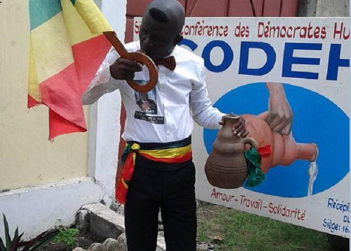 Qui attribue le certificat de respectabilité de vrai ou de faux opposant au Congo-Brazzaville?