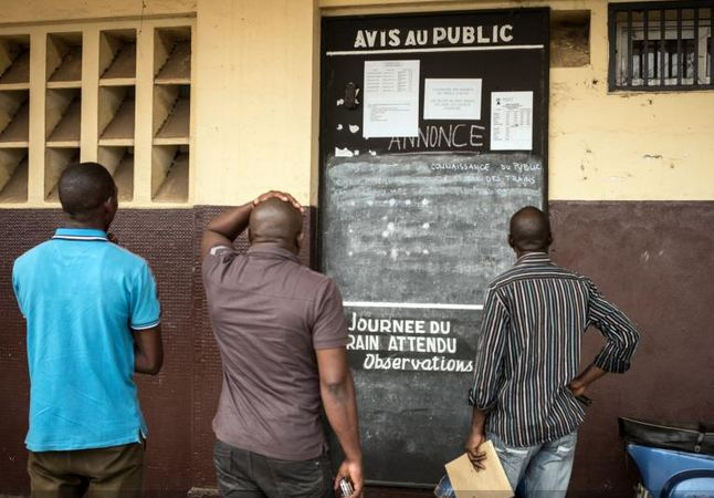 La population du Brazzaville impactée par l'arrêt du trafic ferroviaire
