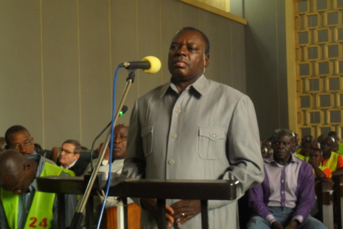 Marcel Ntsourou : « ça ne fait rien Sassou Nguesso me tue aujourd'hui, mais il me suivra bientôt »