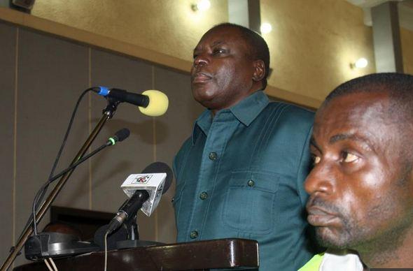 «Meurtre à huis clos» du prisonnier politique le Colonel Marcel Ntsourou