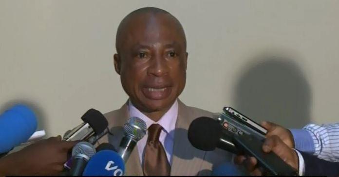 Décès du Colonel Marcel Ntsourou : Déclaration du Procureur Oko Ngakala [Vidéo]