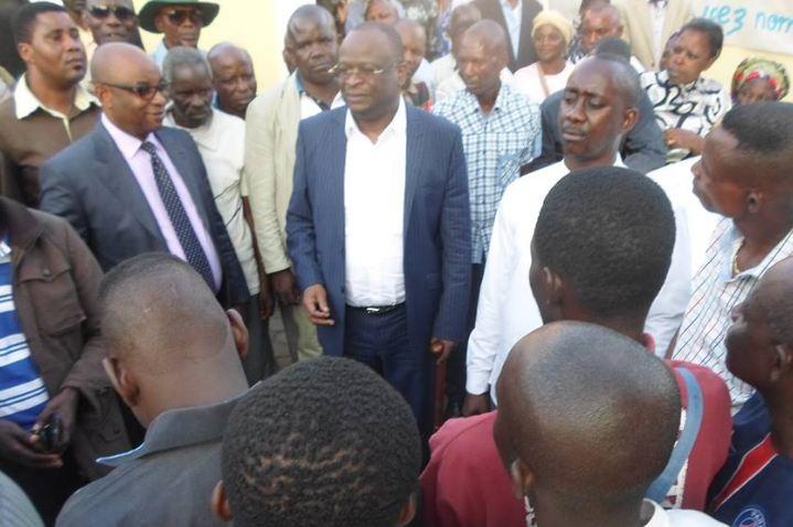 Guy Brice Parfait Kolelas au cœur de la recomposition du paysage politique congolais