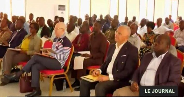 Concertation des amis de Sassou Nguesso à Ouesso